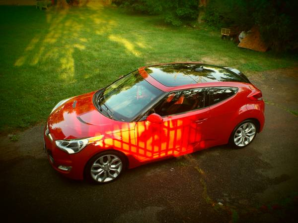 Auto Insurance Rate quote for 2012 Hyundai Veloster DCT in Paoli PA $100 per Month