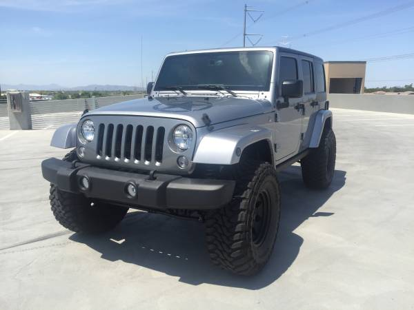 Insurance Quote for 2015 Jeep Wrangler Sport in Wyoming $208.76 per month