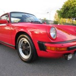 Insurance Rate for 1983 Porsche 911 SC - Average Quote $90 per Month