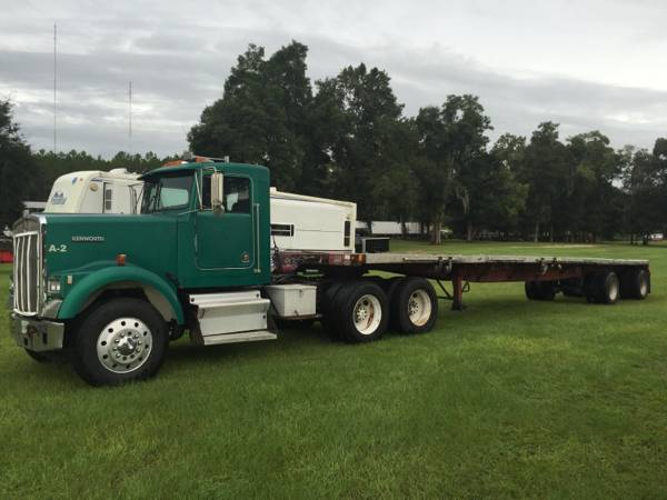 Insurance Rate for 1986 Kenworth W900 - Average Quote $134 per Month