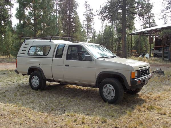 Insurance Rate for 1986 Nissan Pickup King Cab 4WD - Average Quote $93 per Month