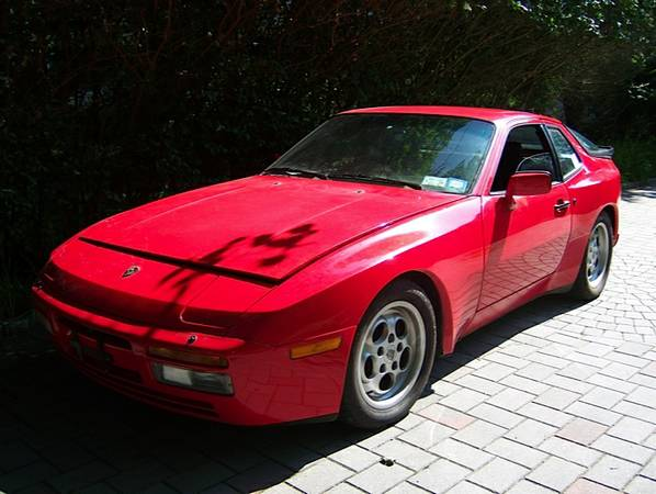Insurance Rate for 1986 Porsche 944 Turbo - Average Quote $78 per Month