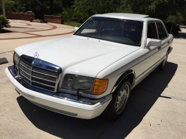 Insurance Rate for 1991 Mercedes-Benz 350 SD Turbo sedan - Average Quote $113 per Month