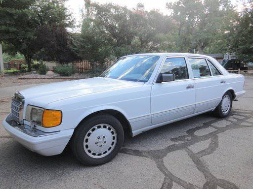Insurance Rate for 1991 Mercedes-Benz 350 SDL Turbo sedan - Average Quote $59 per Month