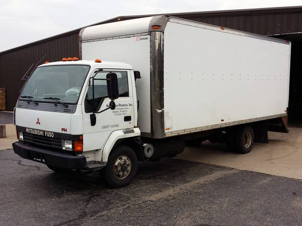 Insurance Rate for 1995 Mitsubishi Fuso FH100 - Average Quote $122 per Month