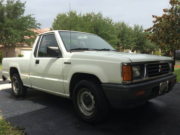 Insurance Rate for 1996 Mitsubishi Mighty Max Reg. Cab 2WD - Average Quote $96 per Month