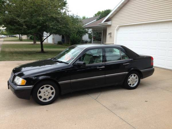 Insurance Rate for 1997 Mercedes-Benz C-Class C280 - Average Quote $35 per Month