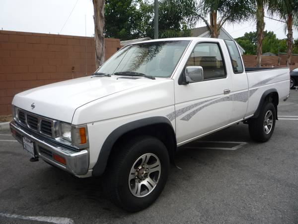 Insurance Rate for 1997 Nissan Pickup - Average Quote $102 per Month