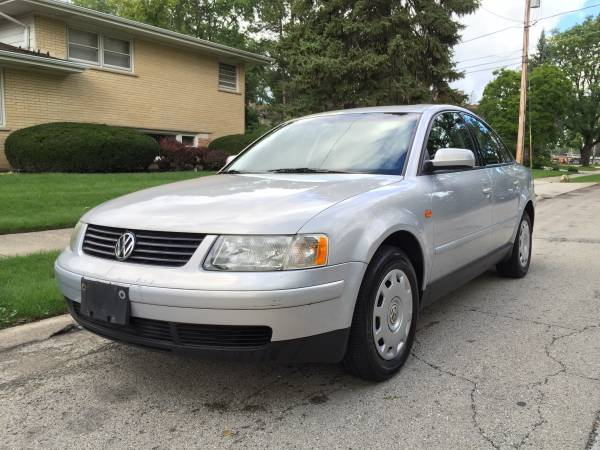 Insurance Rate for 1999 Volkswagen Passat GLS - Average Quote $81 per Month
