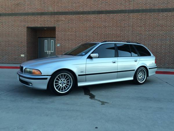Insurance Rate for 2000 BMW 5-Series Sport Wagon 540i - Average Quote $145 per Month