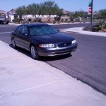Insurance Rate for 2000 Buick Regal GS - Average Quote $152 per Month