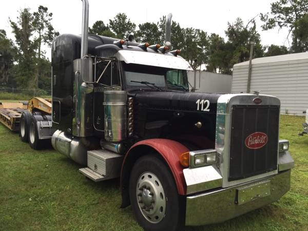 Insurance Rate for 2000 Peterbilt 379 - Average Quote $73 per Month