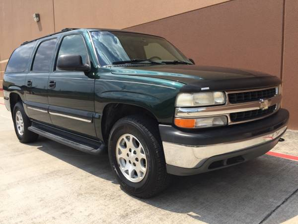 Insurance Rate for 2001 Chevrolet Suburban C1500 2WD - Average Quote $101 per Month
