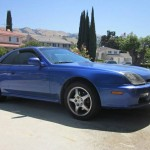 Insurance Rate for 2001 Honda Prelude Type SH - Average Quote $45 per Month