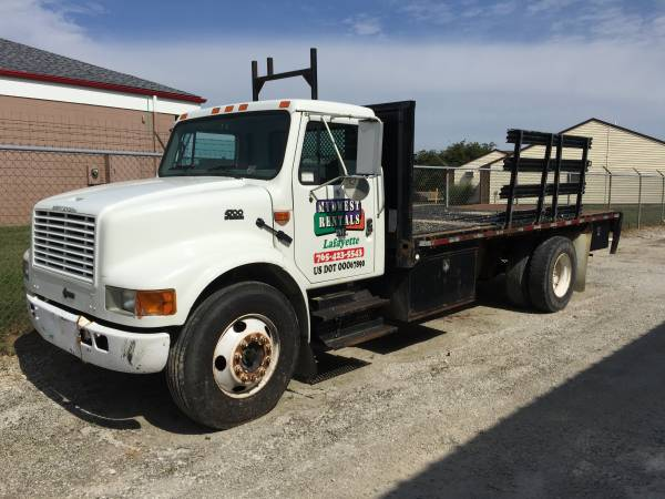 Insurance Rate for 2001 International 4700 - Average Quote $59 per Month