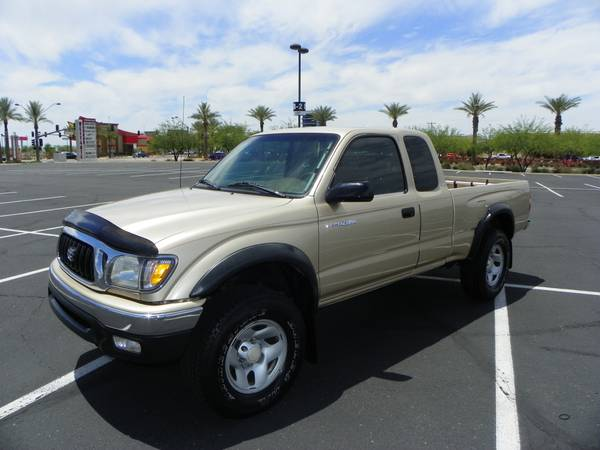 Insurance Rate for 2001 Toyota Tacoma PreRunner Xtracab 2WD - Average Quote $65 per Month
