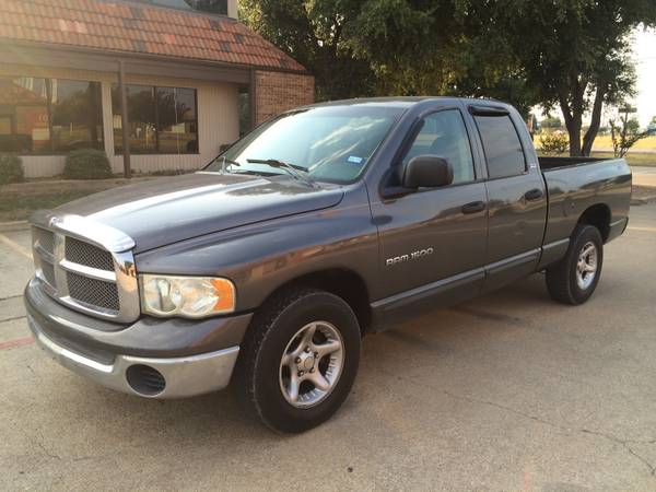 Insurance Rate for 2002 Dodge Ram 1500 - Average Quote $142 per Month