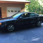 Insurance Rate for 2002 Pontiac Grand AM SE1 sedan - Average Quote $69 per Month