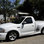 Insurance Rate for 2004 Ford F-150 SVT Lightning 2WD - Average Quote $127 per Month
