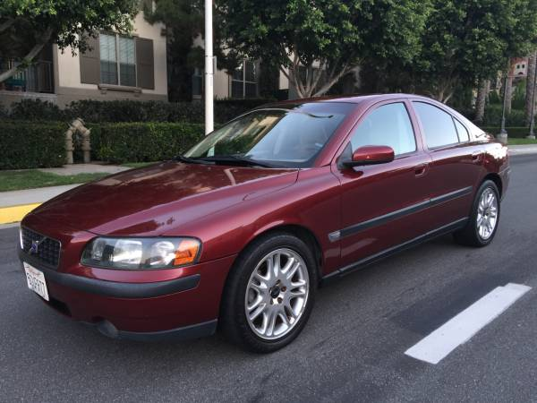 Insurance Rate for 2004 Volvo S60 2.5T - Average Quote $41 per Month