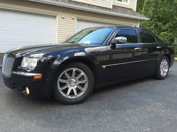 Insurance Rate for 2005 Chrysler 300 C - Average Quote $69 per Month
