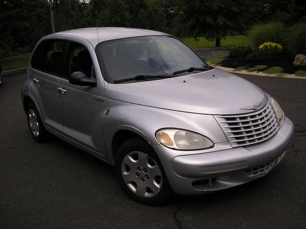 Insurance Rate for 2005 Chrysler PT Cruiser Base - Average Quote $101 per Month