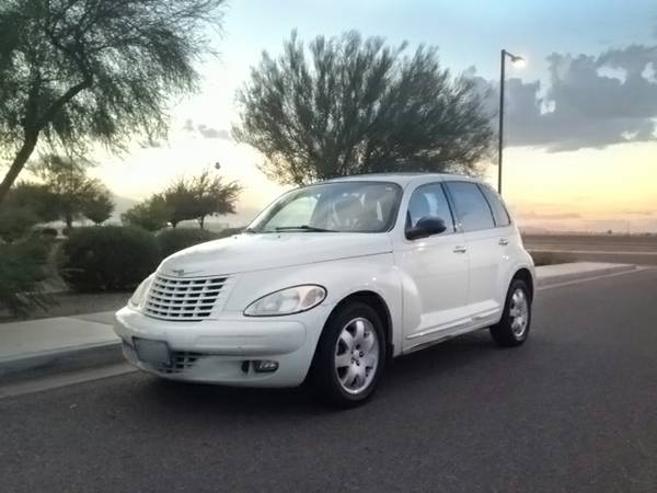 Insurance Rate for 2005 Chrysler PT Cruiser Limited Edition - Average Quote $136 per Month