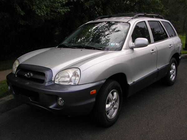 Insurance Rate for 2005 Hyundai Santa Fe - Average Quote $46 per Month