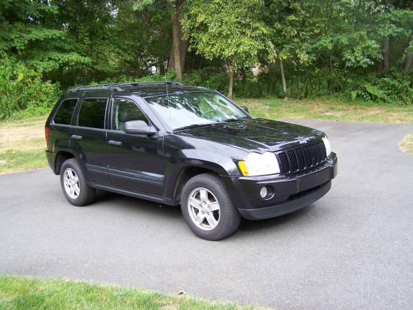 Insurance Rate for 2005 Jeep Grand Cherokee - Average Quote $68 per Month