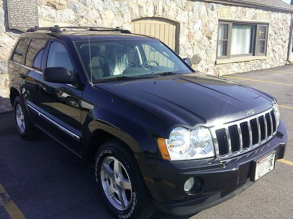 Insurance Rate for 2005 Jeep Grand Cherokee Limited 4WD - Average Quote $77 per Month
