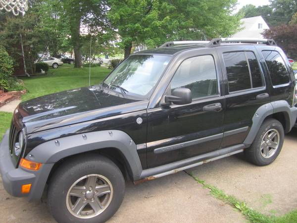 Insurance Rate for 2005 Jeep Liberty Renegade 4WD - Average Quote $57 per Month