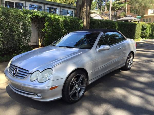 Insurance Rate for 2005 Mercedes-Benz CLK-Class CLK320 Cabriolet - Average Quote $78 per Month