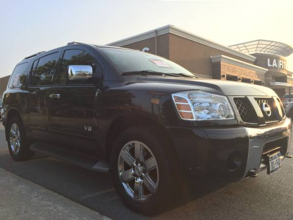 Insurance Rate for 2005 Nissan Armada - Average Quote $90 per Month