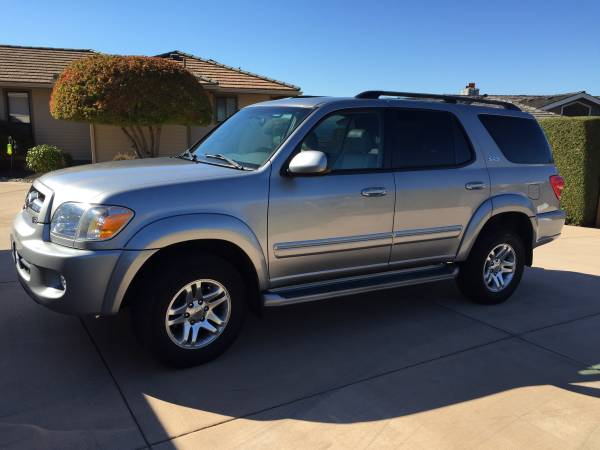 Insurance Rate for 2005 Toyota Sequoia SR5 4WD - Average Quote $96 per Month