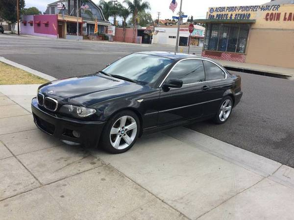 Insurance Rate for 2006 BMW 3-Series 325Ci coupe - Average Quote $71 per Month