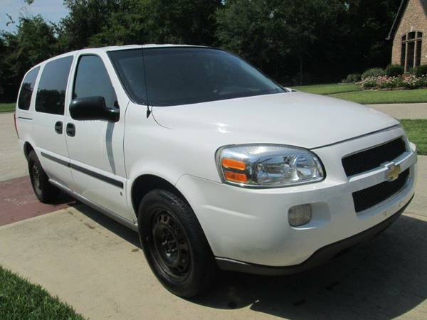 Insurance Rate for 2006 Chevrolet Uplander EXT LS FWD 1LS - Average Quote $46 per Month