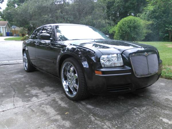 Insurance Rate for 2006 Chrysler 300 Base - Average Quote $66 per Month