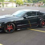 Insurance Rate for 2006 Ford Mustang - Average Quote $70 per Month