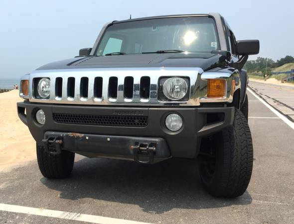 Insurance Rate for 2006 Hummer H3 Sport Utility - Average Quote $96 per Month