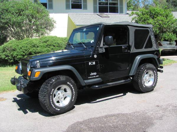 Insurance Rate for 2006 Jeep Wrangler X - Average Quote $113 per Month