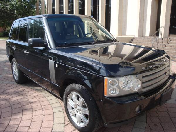 Insurance Rate for 2006 Land Rover Range Rover HSE - Average Quote $119 per Month