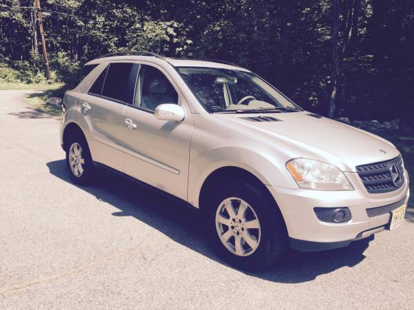 Insurance Rate for 2006 Mercedes-Benz M-Class ML350 - Average Quote $99 per Month
