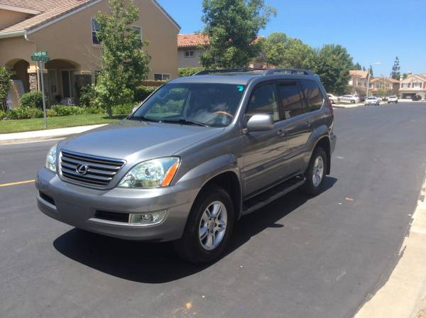 Insurance Rate for 2007 Lexus GX 470 Sport Utility - Average Quote $162 per Month