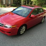 Insurance Rate for 2008 Acura TSX 5-Speed AT - Average Quote $98 per Month