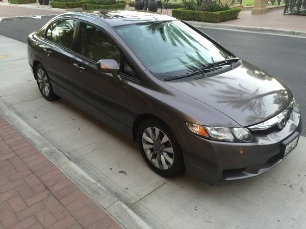 Insurance Rate for 2009 Honda Civic - Average Quote $83 per Month