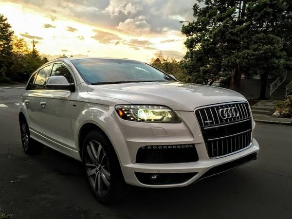 Insurance Rate for 2011 Audi Q7 TDI quattro Premium - Average Quote $302 per Month