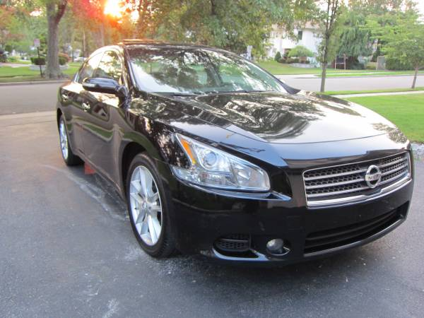 Insurance Rate for 2011 Nissan Maxima - Average Quote $138 per Month