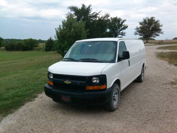 Insurance Rate for 2013 Chevrolet Express 2500 Cargo Extended - Average Quote $177 per Month