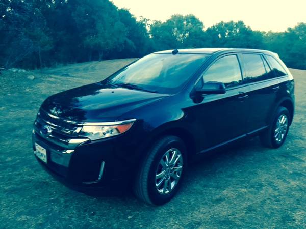Insurance Rate for 2014 Ford Edge SEL FWD - Average Quote $205 per Month