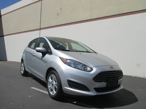 Insurance Rate for 2014 Ford Fiesta SE Hatchback - Average Quote $104 per Month